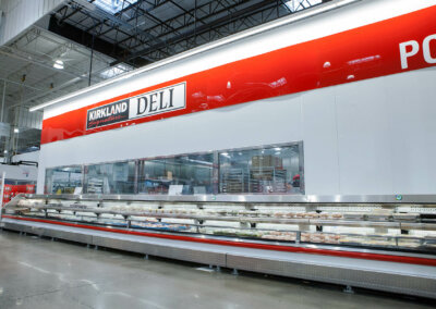 Costco, Santa Clara, California