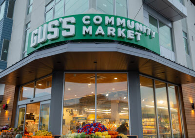 Gus's Community Market, San Francisco, California